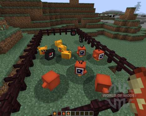 Kirby Enemy [1.7.2] pour Minecraft