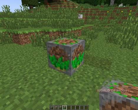 Underground Vegetation [1.7.10] pour Minecraft