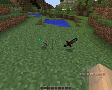 The Last Sword You Will Ever Need [1.7.2] für Minecraft