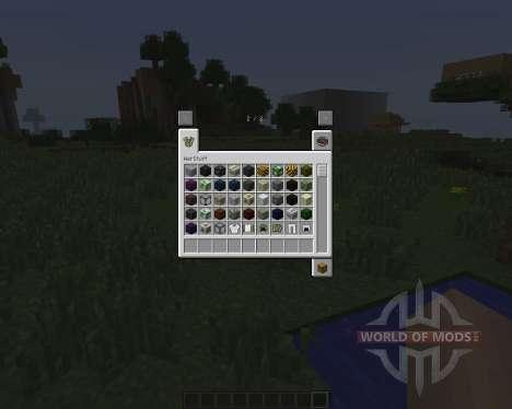 WarStuff [1.7.2] pour Minecraft