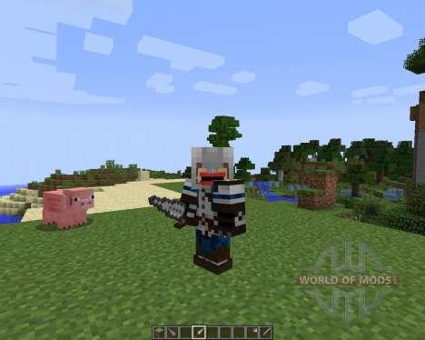 AssassinCraft [1.7.2] für Minecraft
