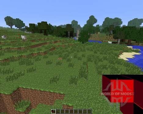Explosion Gun [1.6.4] pour Minecraft