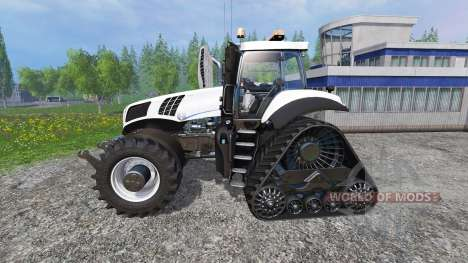 New Holland T8.345 620EVOX v1.4 für Farming Simulator 2015