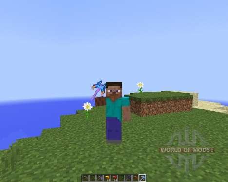 More Pickaxes [1.8] für Minecraft