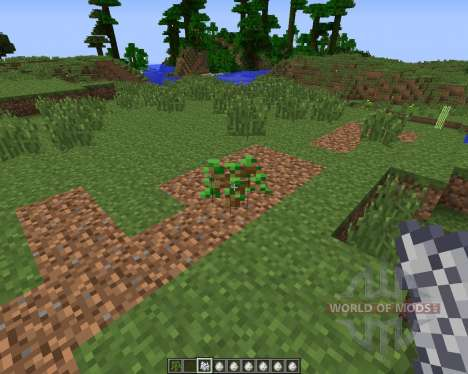 Massive Trees [1.6.2] pour Minecraft