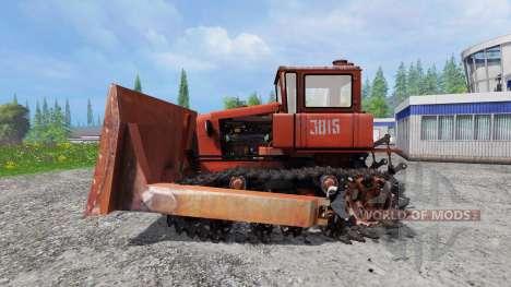 DT-75 forêt pour Farming Simulator 2015
