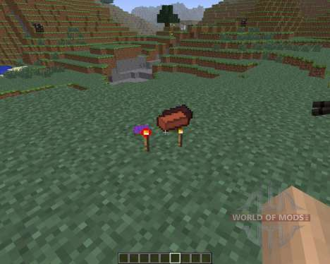 Torch Levers [1.6.4] pour Minecraft