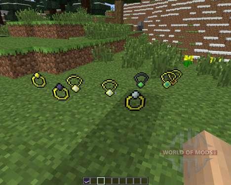 JewelryCraft [1.6.4] für Minecraft