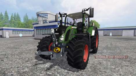 Fendt 724 Vario SCR für Farming Simulator 2015