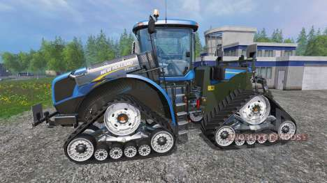 New Holland T9.670 SmartTrax v2.0 pour Farming Simulator 2015