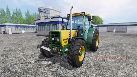 Buhrer 6165 FL pour Farming Simulator 2015