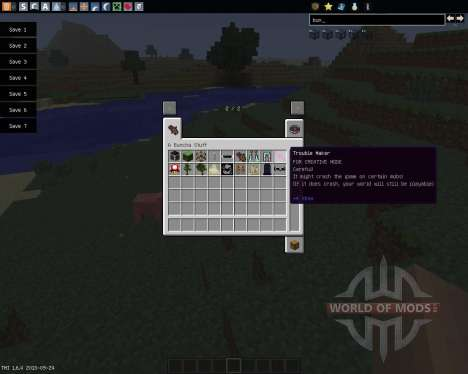 Kingdoms of The Overworld [1.6.4] pour Minecraft