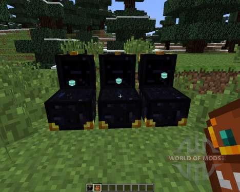 Ender Storage [1.6.4] für Minecraft