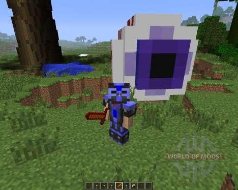 TerraMine [1.6.4] pour Minecraft