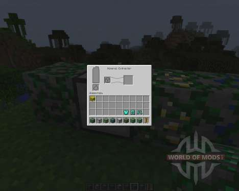 Oreganic [1.7.2] pour Minecraft