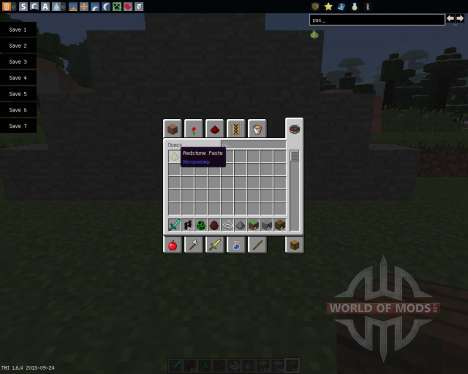Redstone Paste [1.6.4] pour Minecraft