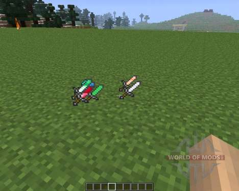 More Minecraft [1.6.4] pour Minecraft