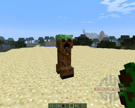 Elemental Creepers 2 [1.6.4] pour Minecraft