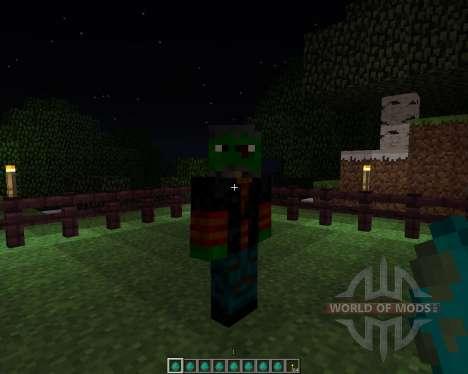 Mo Zombies [1.5.2] für Minecraft