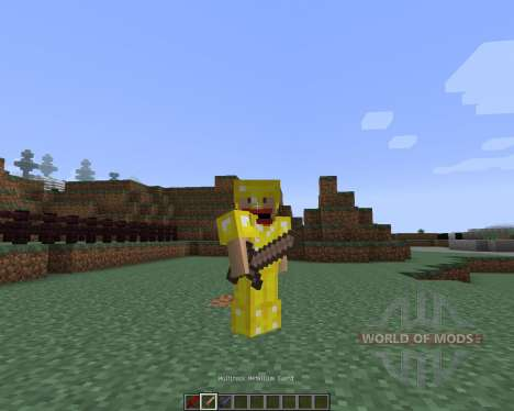 Powerful Tools [1.7.2] pour Minecraft