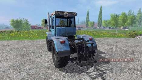 HTZ-17221 nouveau pour Farming Simulator 2015