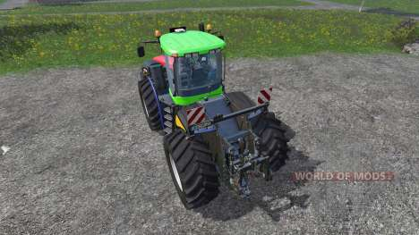 New Holland T9.560 Sundries pour Farming Simulator 2015