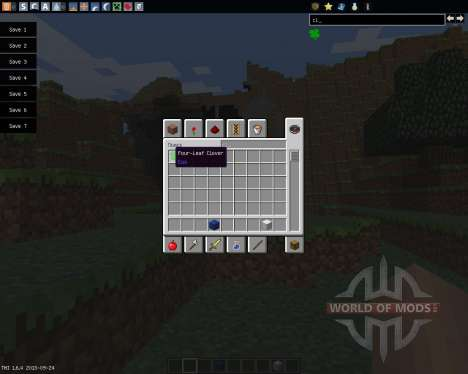 Magic Clover [1.6.4] für Minecraft
