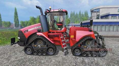 Case IH Quadtrac 370 Rowtrac für Farming Simulator 2015