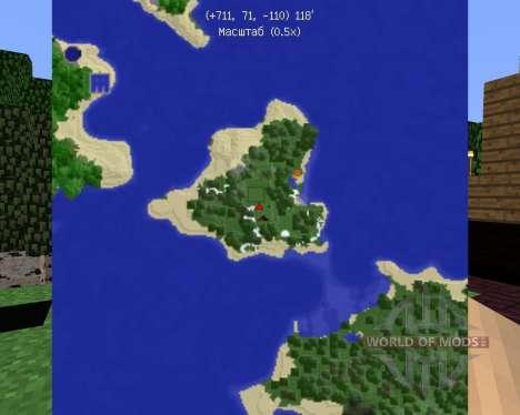 VoxelMap [1.5.2] für Minecraft