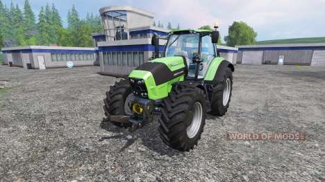 Deutz-Fahr Agrotron 7250 TTV v2.0 für Farming Simulator 2015