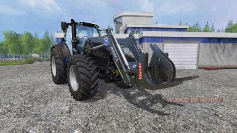 Deutz-Fahr Agrotron 7250 TTV FL Black Edition für Farming Simulator 2015