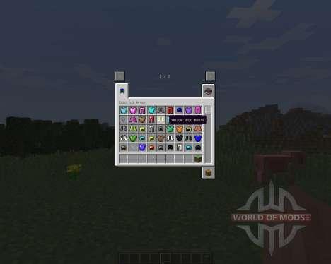 Colorful Armor [1.8] für Minecraft