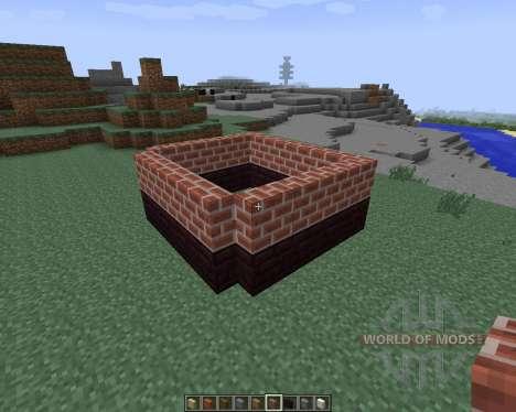 Vertical Slabs [1.7.2] für Minecraft