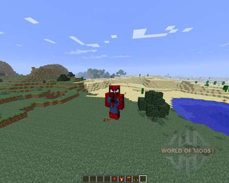 Superheroes Unlimited [1.6.4] für Minecraft