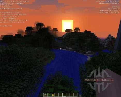 Village Info [1.7.2] pour Minecraft