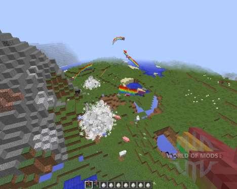 Trail Mix [1.8] pour Minecraft