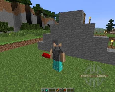 RWBY Craft [1.6.4] pour Minecraft