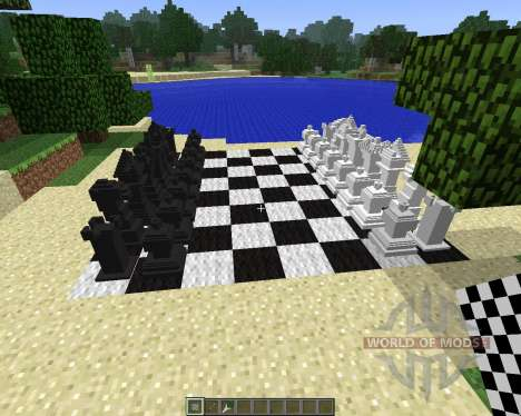 MineChess [1.6.4] pour Minecraft
