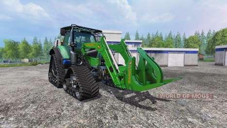 Deutz-Fahr Agrotron 7250 Mountain Goat Hotfix für Farming Simulator 2015