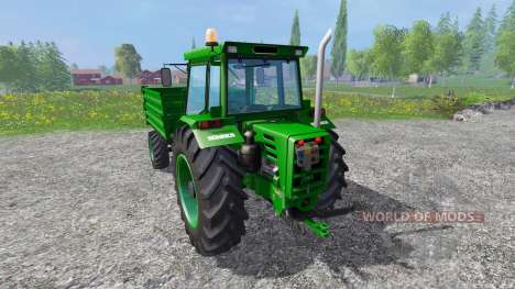 Buhrer 6135M Final pour Farming Simulator 2015