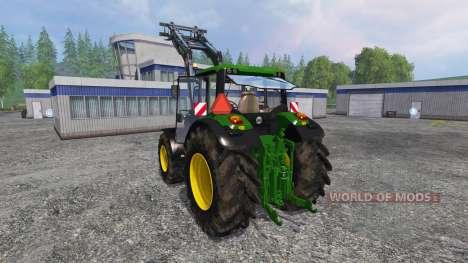 John Deere 6170M für Farming Simulator 2015