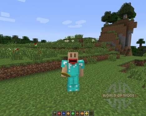 M&Ms [1.7.2] pour Minecraft