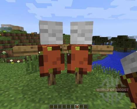 Balkons Weapon [1.7.2] pour Minecraft