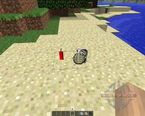 WarStuff [1.5.2] für Minecraft