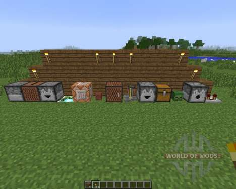 All-U-Want [1.7.10] pour Minecraft