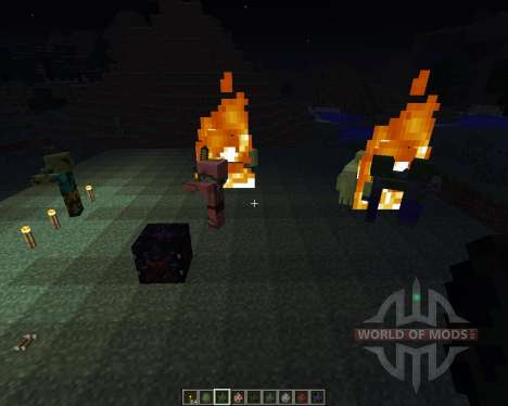Invasion[1.6.4] pour Minecraft