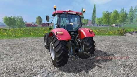 Case IH Puma CVX 160 v2.0 pour Farming Simulator 2015