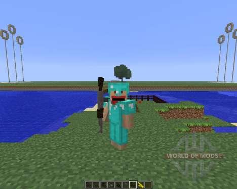 3D Gun [1.5.2] pour Minecraft