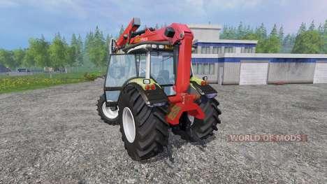Valtra T140 Forest für Farming Simulator 2015