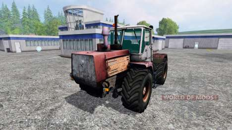 T-150K machine pour Farming Simulator 2015